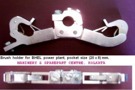 Carbon Brush Holder For BHEL Motor