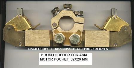 Carbon Brush Holder For Asia Motor