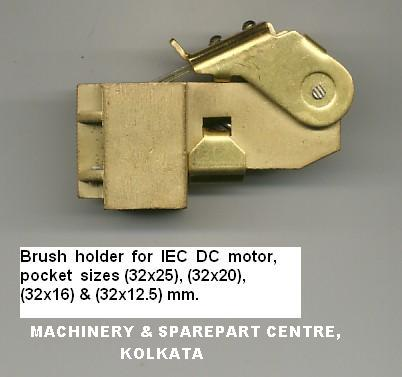 Carbon Brush Holders For IEC DC  Motor