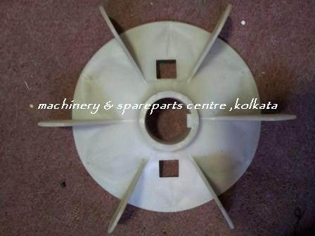 How to make motor cooling fan